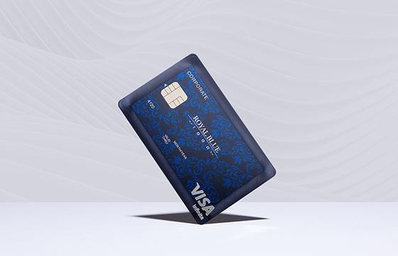 ALUMINUM + BRONZE CARD